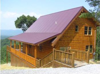Virginia vacation cabin rentals cabins in virginia for Cabin rentals near luray va